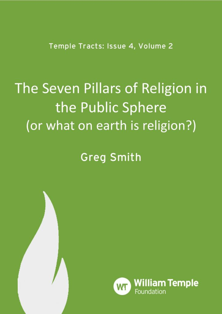 seven pillars of religion in the public sphere